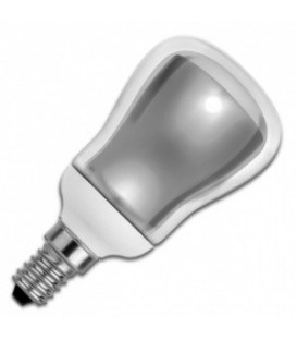 Лампа энергосберегающая R50 9W 2700K E14 теплая, d50x88