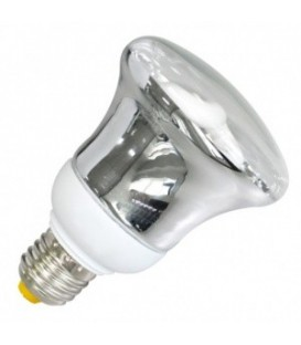Лампа энергосберегающая R80 13W 6400K E27 холодная, d80x122