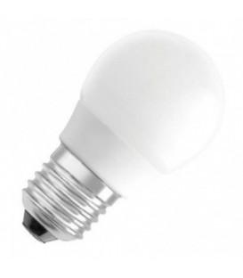 Лампа энергосберегающая Osram Mini Ball 5W/827 E27 d50x95