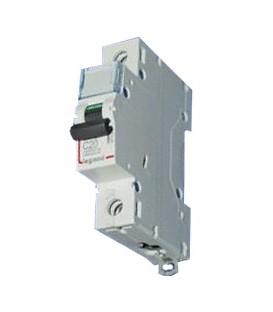 Автоматический выключатель Legrand DX3-E C20A 1п 6000/6kA