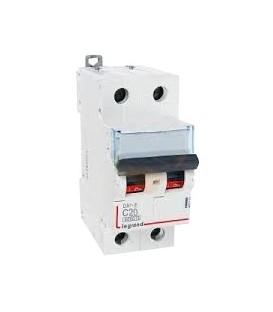 Автоматический выключатель Legrand DX3-E C20A 2п 6000/6kA