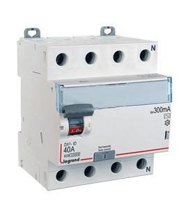 Дифференциальный выключатель Legrand ВДТ DX3-ID 4п 40А 300mА АС