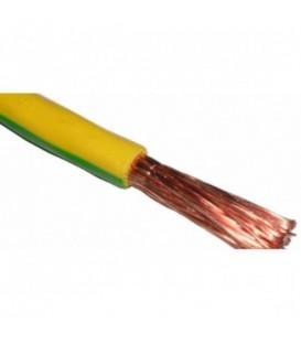 Провод силовой ПУГВ 1х16 желто-зеленый
