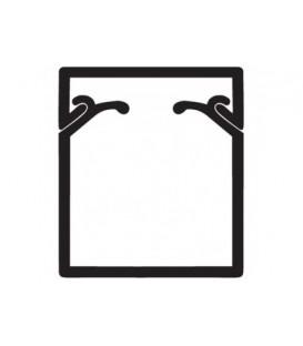TA-EN 40x40 Короб с плоской основой