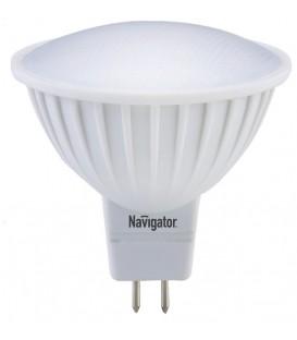 Светодиодная лампа Navigator NLL-MR16-3-230-3K-GU5.3 Standart