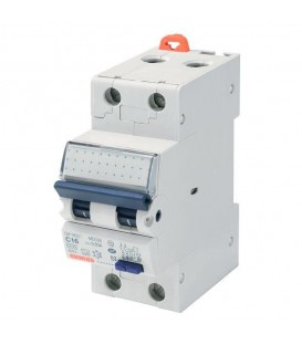 Gewiss Автоматический выключатель дифференциального тока, MDC 45, 25 А 30 мА, 1P+N, 4.5кА, характеристика С, тип AС