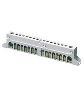 Gewiss Изолированные клеммные блоки N+PE для щитов и шкафов, 8 мод, с винтами