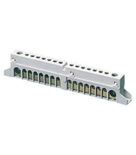 Gewiss Изолированные клеммные блоки N+PE для щитов и шкафов, 12 мод, с винтами