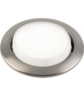 Comtech Corona Светильник точечный штампован.неповорот., 13W,GХ53,220-240V,IP20, хром/мат.хром/хром