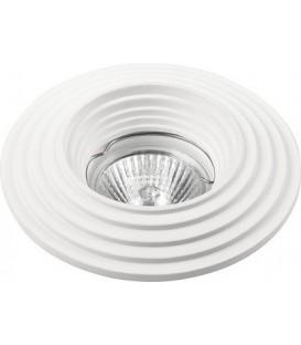 Comtech IMPERIA Светильник точечный неповоротн,50W, ГЛН/LED/КЛЛ GU5.3, IP20, 12V, белый
