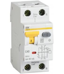 IEK Дифференциальный автомат АВДТ 32 C63 100мА