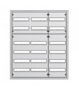 Распределительный щит ABB U63E в нишу 984х810х120 (216 модулей)
