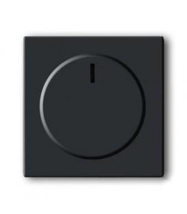 Светорегулятор ABB Dynasty поворотный 60-600 Вт/ВА (антрацит)