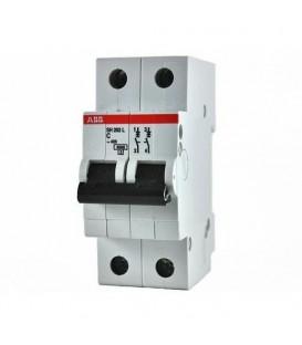 Автоматический выключатель ABB SH202L 6A