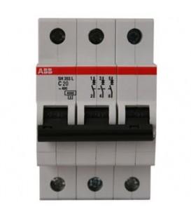 Автоматический выключатель ABB SH203L 16A