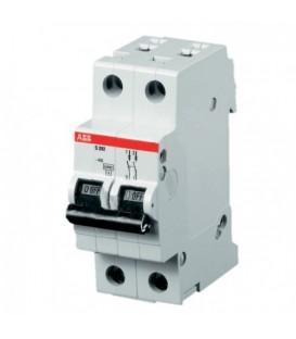 Автоматический выключатель ABB S202 10A