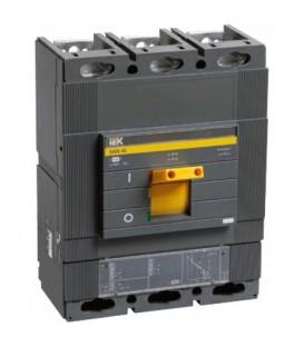 Силовые автоматические выключатели и предохранители