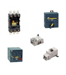 Дополнительные устройства к автоматическим выключателям ВА88