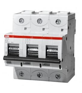 Автоматические выключатели ABB серии S280 6кА, S290 10кА, S803C 15кА (до 125A)