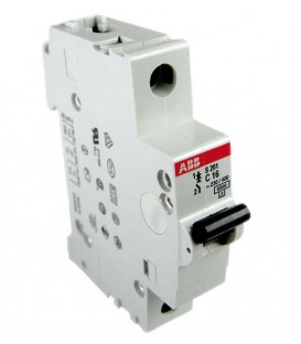 Автоматические выключатели ABB серии S200 6кА с характеристиками B и D (до 63A)