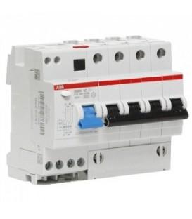 Дифференциальные автоматы четырехполюсные ABB серии DS204