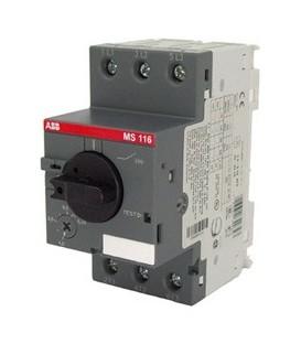 Автоматы защиты электродвигателей ABB серии MS