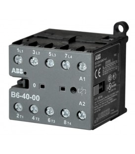 Миниконтакторы ABB типа B6 и B7