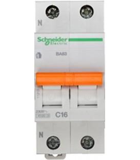 Автоматические выключатели Домовой ВА63 Schneider Electric
