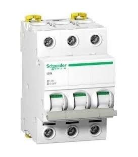 Рубильники модульные iSW Acti 9 Schneider Electric