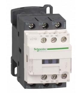 Контакторы TeSys D Schneider Electric магнитные пускатели