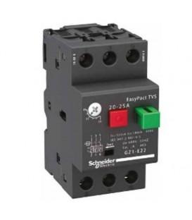 Автоматы защиты электродвигателей EasyPact TVS Schneider Electric