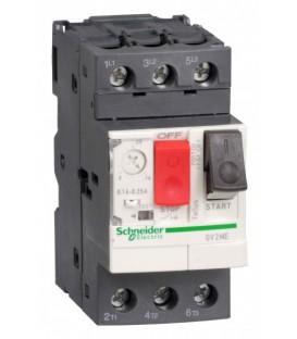 Автоматы защиты электродвигателей TeSys Schneider Electric
